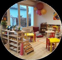 Aménagez vos lieux de vie selon les bases de la pédagogie Montessori